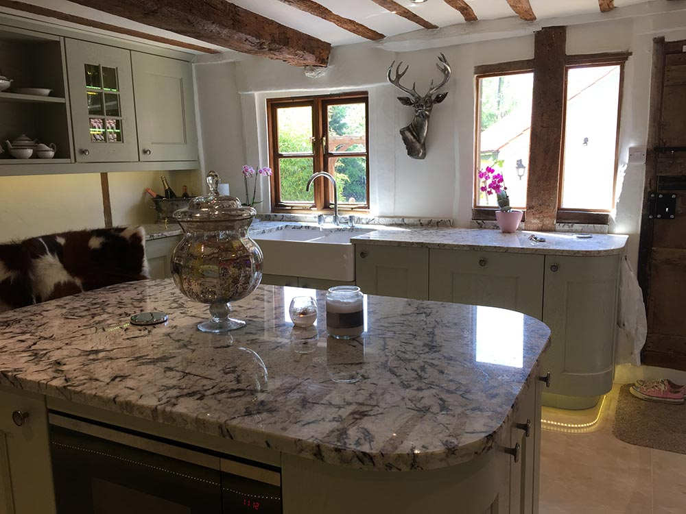Long Melford Kitchen Install