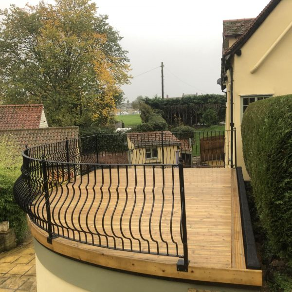 Garden Decking After Image TCI Suffolk